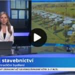 Netradiční bydlení zaujalo i v České televizi